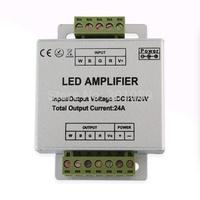 5pcs a lot, 12-24V 6A per channel LED RGBW Controller amplifier