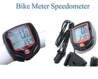 LCD Functions Waterproof LCD Display Cycling Bike Bicycle Computer Odometer Speedometer
