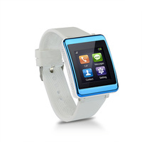 New 2015 bluetooth wifi waterproof shockproof smart intelligence mobile phone watch phone for IOS Andrio etc phone