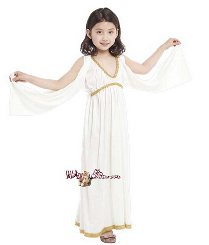 Athena Costume For Kids Athena Princess Costume