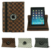 High Quality leather case For iPad 6 Case Business PU Leather Protective Skin For iPad Air 2 Tablet Accessories