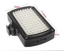 96 LED 9W Photo Camera Video Hotshoe LED Lamp Lighting for Camcorder Wedding