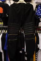 Cool Fashion Gold Zipper Knee Leg Zippers Harem Sweatpants Hip Hop Dance Jogger Sweat Pants Black/Red/White