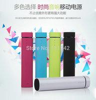 3 in 1 4000mAh Mobile Power bank Speaker Mini Portable Speaker for iPhone 5S 4S Sound Video 6 Colors Optional