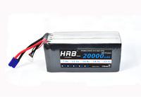 HRB  lipo battery Original DJI Mini Drone Spy 22.2V 20000mAh 25C For DJI Spreading Wings S1000 evo multicopter