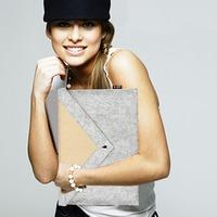 Ultra Thin Light Weight Carrying Hand Made Felt Laptop Case Bag Notebook Pouch for Macbook Air 13 Liner Sleeve