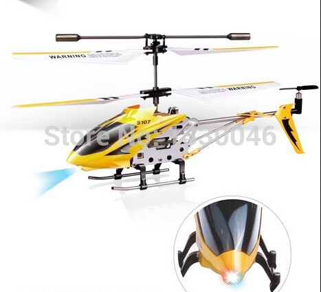 syma s107g channel 3.5 channel remote control mini rc helicopter with gyro original helicoptero radio remote control aircraft 3(China (Mainland))