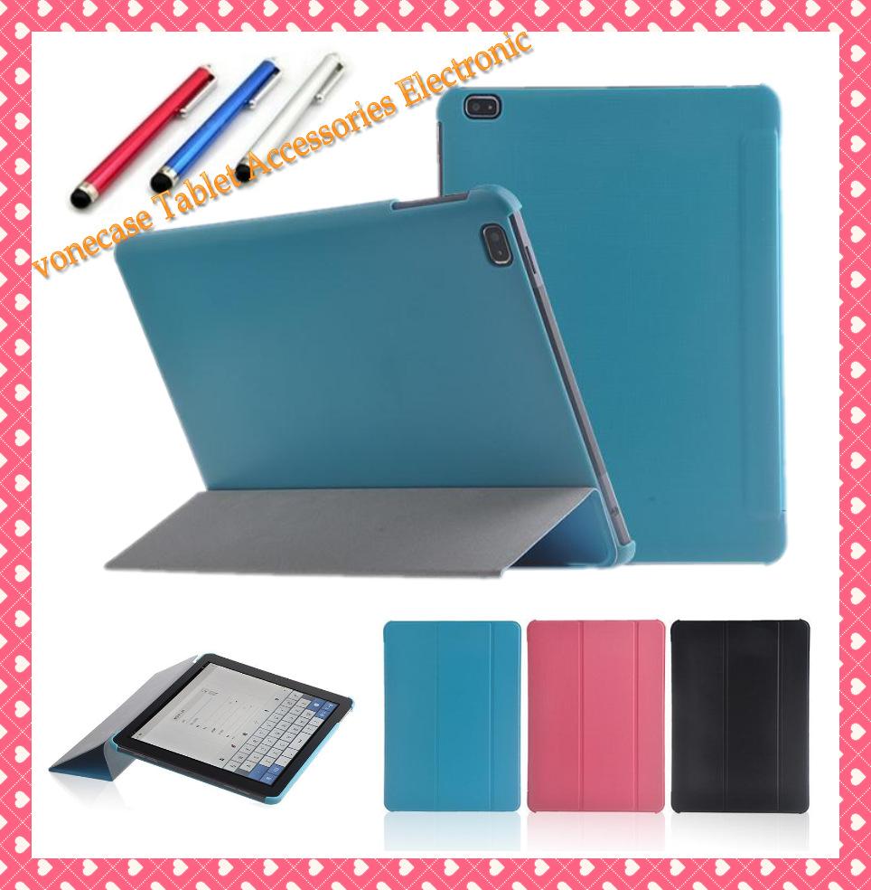 "[vonecase]Cube Talk 9X U65GT Smart Cover Fashion Slim Leather Folio Sleep Case Stand For Cube talk 9X 9.7"" Tablet PC+Free Stylus(China (Mainland))"