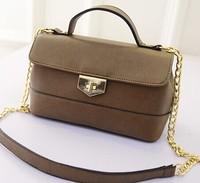 2015 New Korean fashion chain wave baodan 5 colors foreign trade fashion handbags shoulder bag lady bag wholesale