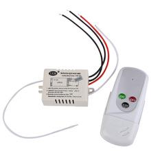 R1B1 1 Way Port 200V-240V Light Digital Wireless Wall Remote Control Switch