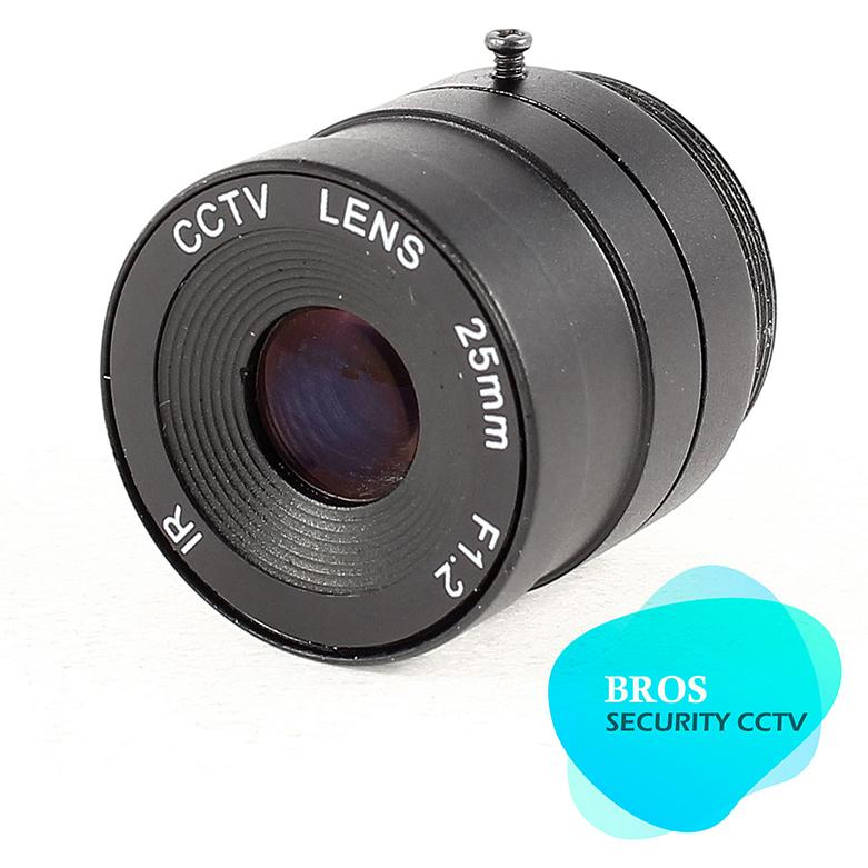 """CCTV Security Camera 25mm 1/3"""" Format IR Fixed Iris Lens F1.2(China (Mainland))"""