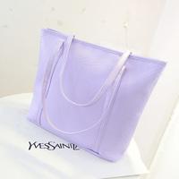 Bags 2015 spring and summer for Crocodile vintage big bag fashion women's handbag one shoulder women's handbag bag