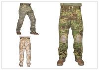 Emerson Tactical bdu G3 Combat Pants Emerson BDU Military Army Pants tactical pants Leisure trousers +G3 Combat Knee Pads EM7039