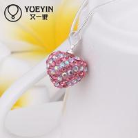 2015 Factory Wholesale cheap price Popular Fashion jewelry charm women trendy necklace&pendant