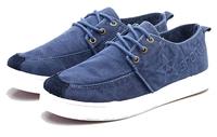 Hot Sale Platform Men Canvas Shoes,Lace-up Low Comfortable Fashion Sneakers For Men Drop Shipping 521