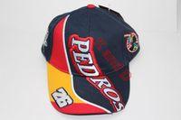 Free shipping New Fashion Stylish motor racing moto GP 26 hat cap sun hat embroidery Design baseball cap Adjustable hat C7