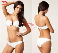 Sexy Swimwear 2015 Bikinis Set New Arrival Brand Push up Women Swimsuits Fashion High Quality Biquini Brazilian 6Color L056