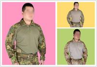 Emerson Tactical G3 Combat shirt Emerson BDU Military Army airsoft Tshirt EM9244 EM9245 EM9246