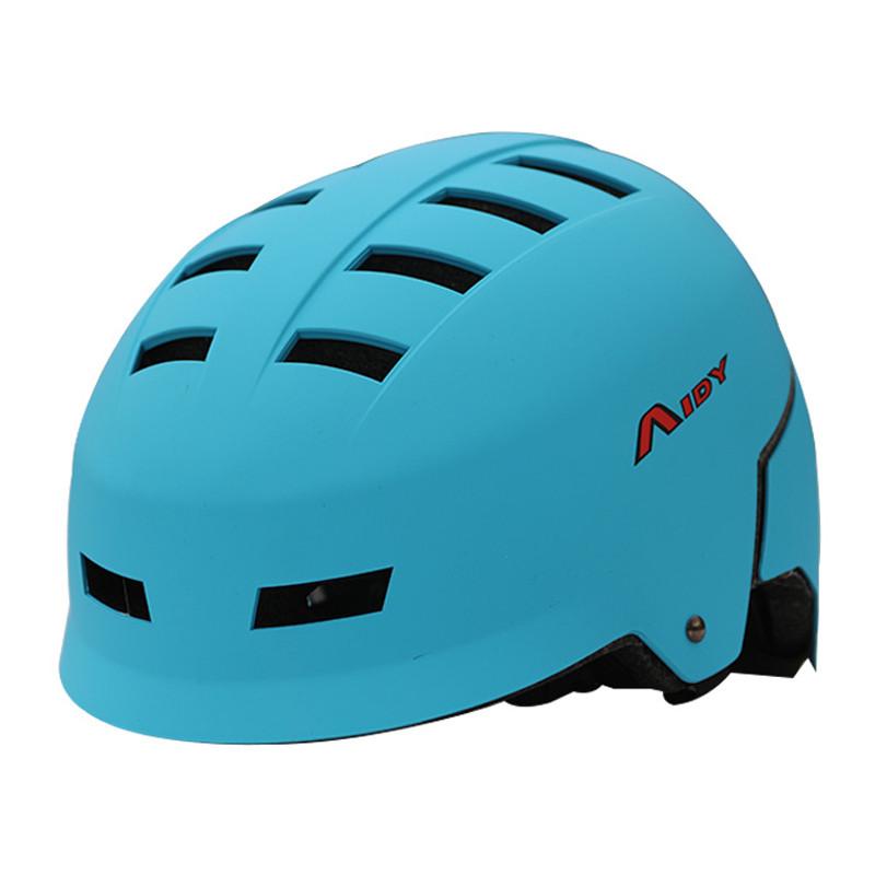 Extreme Sports Cycling BMX Bike Scooter Longboard Roller Derby Inline Skate Skateboard Helmet Bicycle Hip-pop Skating Helmet(China (Mainland))