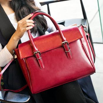 2015 год сбора винограда из натуральной кожи сумка высокое качество дизайнерский бренд женщин сумки сумки на ремне свободного покроя леди bolsa crossbody женщины сумку