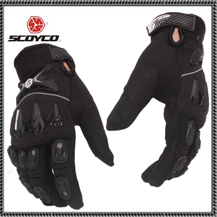 Перчатки для мотоциклистов Moto M, L, XL