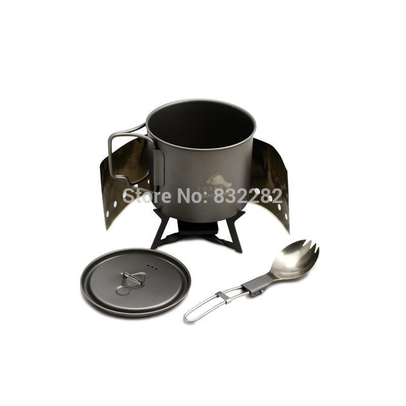 Aliexpress.com : Buy Toaks Titanium Outdoor Camping Cooking Picnic ...