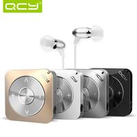 Original QCY Sports Clip Mini Stereo Bluetooth 4.0 Earphone HD sound Headphone QY3 Free Shipping