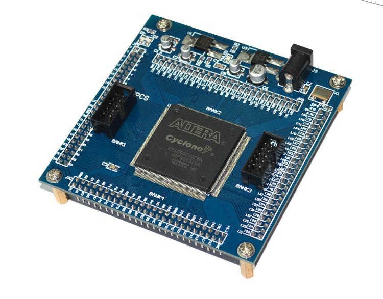 Ep1c6 fpga core board fpga development board altera ep1c6q240c8n(China (Mainland))