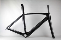 Good quality carbon road bike frame bicycle frameset+fork+seatpost+clamp+headset free shipping