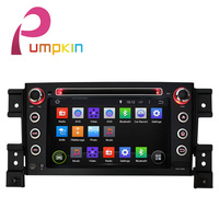 Free Microphone ,Suzuki Grand Vitara Android 4.4.4 Car DVD GPS Navi Capacitive screen Bluetooth Radio TV USB IPOD Steering wheel
