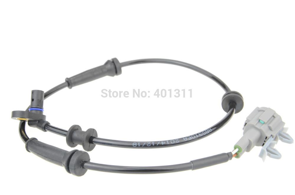 Anti Skid Brake Sensor for Nissan Navara D40 Pathfinder R51 2005 2014