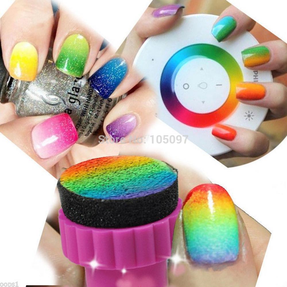 Фото спонжа для ногтей