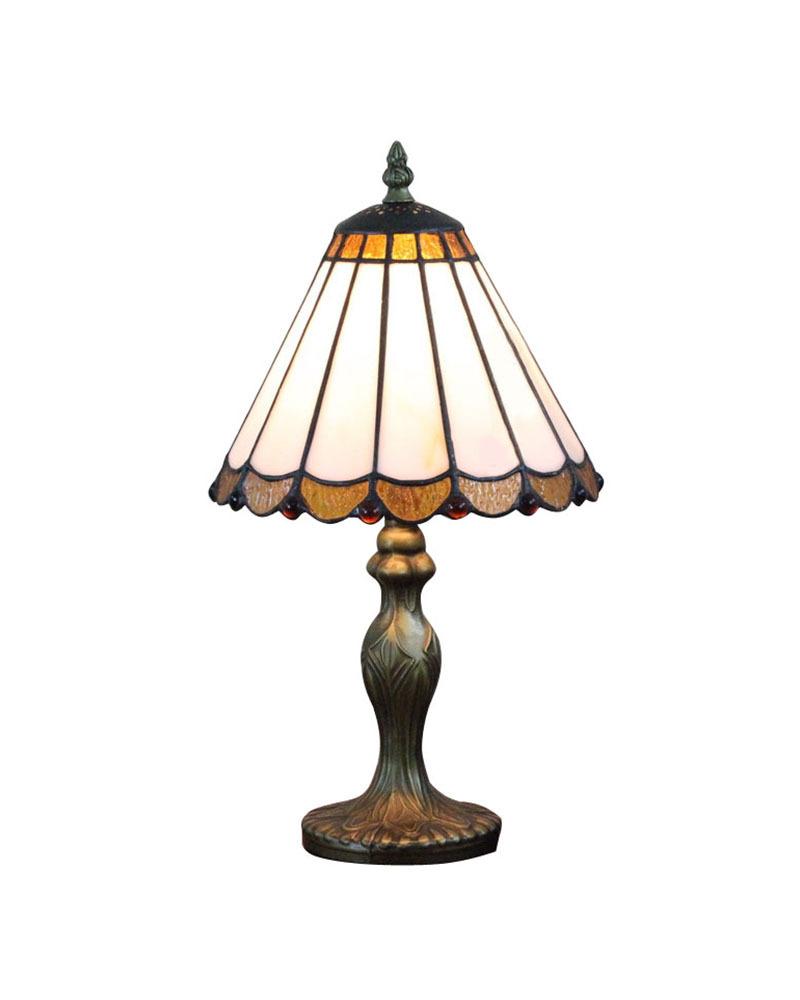 EMS Free Ship Custom Tiffany Stained Glass Shade Table Lamps Light Fixture Mediterranean Sea Style Bedroom Decor E14 110V-240V(China (Mainland))