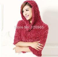 Magic Scarf Women Brand Winter Variety Scarves Multifunctional Bamboo Fibre Shawl Wrap 2015 Knitted Fashion Desigual Pashmina