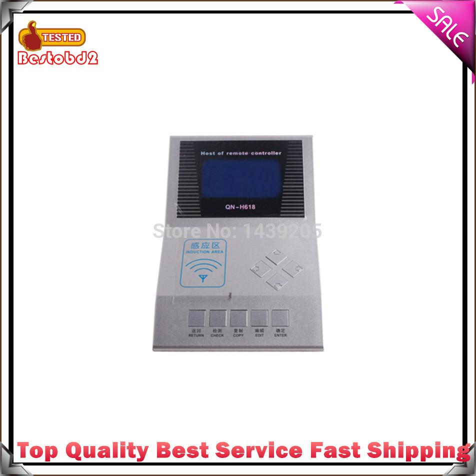 High Quality Key Programmer H618 Remote Controller Remote Master For Wireless RF Remote Controller DHL FREE SHIPPING!(China (Mainland))