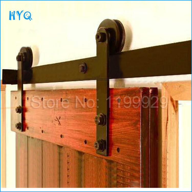 Achetez en gros porte en bois en acier en ligne des - Double porte coulissante en applique ...