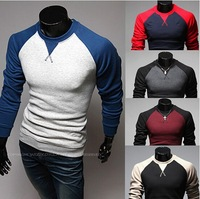 New Winter Clothing 2015 Fashion Style O-Neck TShirts Long Sleeve Casual T Shirt Men NY embroidery T-Shirt For Mens Tops Tees