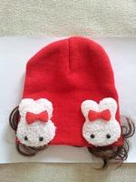 Newborn Children Cotton Baby Hat Girl Boy Beanies Cap Photo Prop Hat 1pc