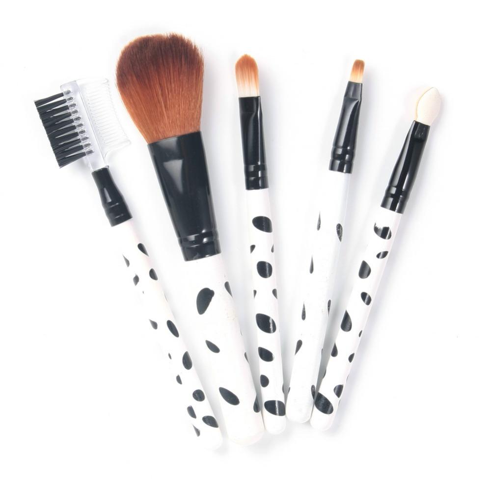 цена Инструменты для макияжа Brand 5pcs MZ-9-035 онлайн в 2017 году