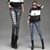 2015 New Spring and Autumn Women leggings Fashion women's jeans,Free shipping