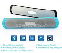Portable HiFi Wireless Bluetooth Speaker Stereo Sound Box TF Card MP3 Player Handfree Mic Subwortable Loudspeakers