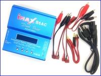 iMax iMaxRC B6AC RC LiPo Li-Po Li-Poly Li-ion LiFe NiCd NiMH Pb Battery Balance Power Charger Discharger 80W US Plug Airplane