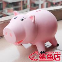 Toy Story Hamm 12 cm figure coin bank money box piggy bank toy Cartoon & Anime