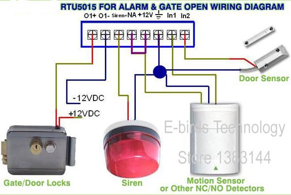 Garage Door Open Alert System 600 x 402