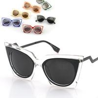 2015 New Arrival Sunglasses Women Big Frame Colorful Fashion Sun Glasses Female Outdoor Oculos De Sol Feminino Sport Glasses