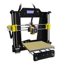 Free Shipping New Reprap Prusa I3 3D Printer 3D Model Print DIY KIT High Accuracy Acrylic Frame z605 3d printer with LCD screen