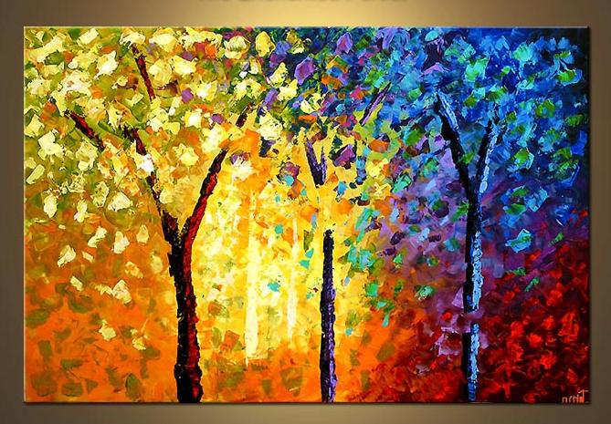 Promoción de Colorear Dibujos De Árboles - Compra Colorear Dibujos ...