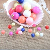 Hot Sale Double Pearl Earrings For Women Big Pearl Earrings Stud Earrings Women Fashion Jewelry PE008