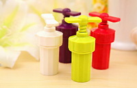 Creative Trends Garlic Pounder Convenient Thickening ABS Mills Kitchen Tools New Strange Eco-Friendly Fashions Random Delivery