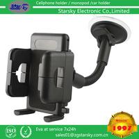026I # New Car Holder Windshield Mount Bracket for mobile phones Holder GPS Phone Holder With Sucker CAR HOHLDER